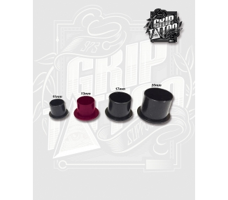 CUPS NEGROS ANTI-DERRAME 14MM