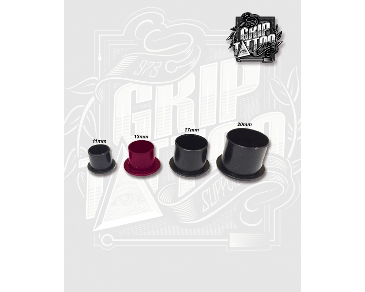 1000 CUPS NEGROS ANTI-DERRAME 14MM