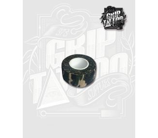 WRAP CAMUFLAJE AZUL 2.5cm X 4,5cm