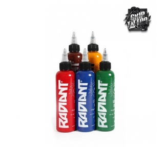 SET TRADITIONAL RADIANT 5 COLORES 33ML