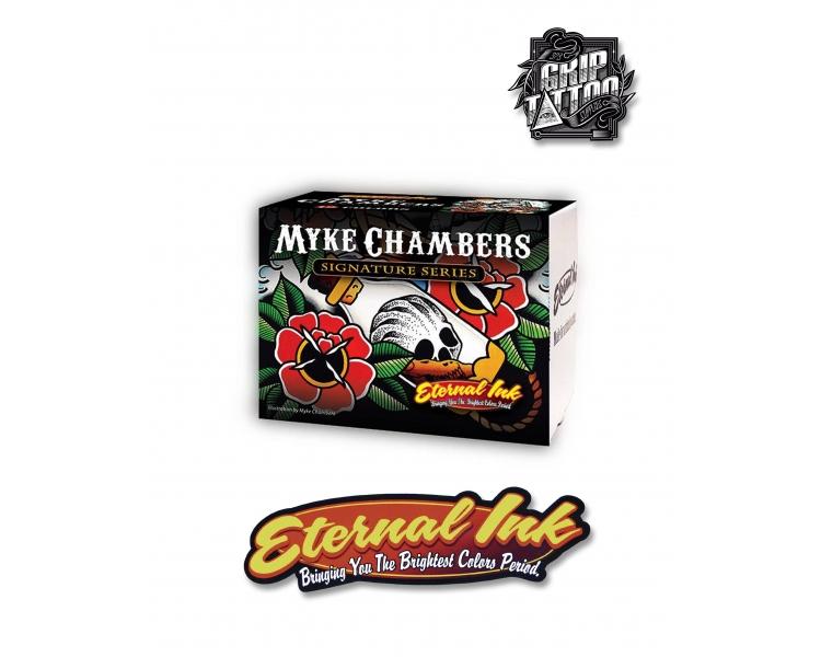 SET MYKE CHAMBERS