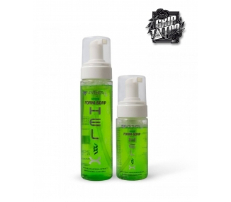 GREEN SOAP FOAM PANTHERA HELIX