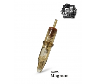 23 MAGNUM 0,25MM CARTUCHO KWADRON 20 UNI