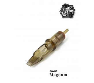 21 MAGNUM 0,30MM CARTUCHO KWADRON 20 UNI