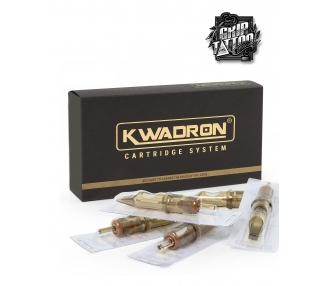 7 MAGNUM 0,30MM CARTUCHO KWADRON 20 UNI