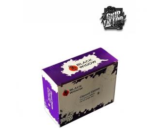 200 FUNDAS CUBRE CLIP-CORD BLACK WIDOW