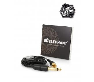 CABLE RCA RECTO LIGERO ELEPHANT