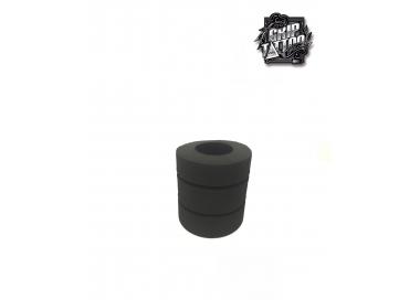 FUNDA DE ESPUMA DESECHABLE 45mm