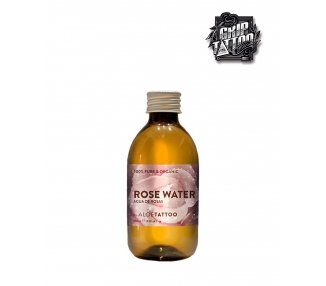 AGUA DE ROSAS ALOE TATTOO 250ML