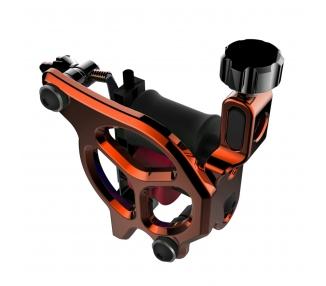 Máquina De Tatuar (LINEA) FK Irons AL13 Galaxie III Aluminio en Tangerine (Naranja) - Conventional Liner
