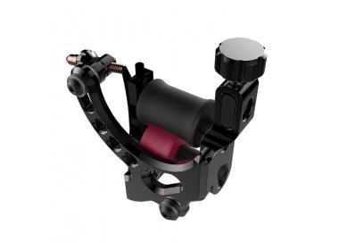 Máquina De Tatuar (SOMBRA) FK Irons AL13 Exactor III Aluminio Tattoo en Black (Negro) - Soft Shader