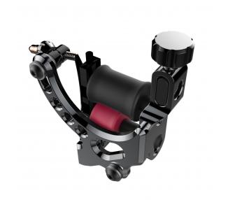 Máquina De Tatuar (COLOR) FK Irons AL13 Exactor III Aluminio Tattoo en Gunmetal (Gris) - Colour Packer
