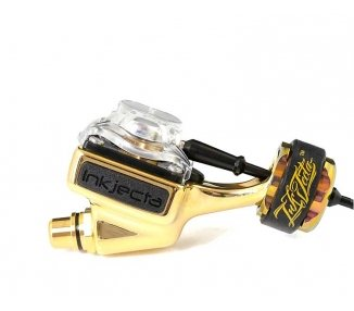 "Inkjecta Flite nano ""Elite"" Limted edition Polished Brass"