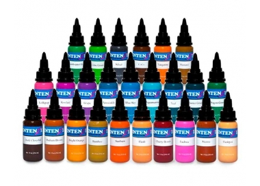 Set new colors Intenze 25 X 30ml