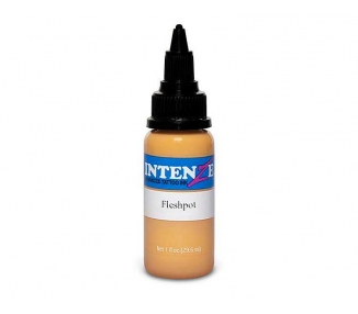Tinta para tatuar Intenze flesh pot 30ML