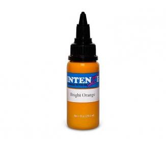 Tinta para tatuar Intenze bright orange 30ML