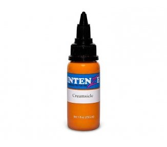 Tinta para tatuar Intenze creamsicle 30ML