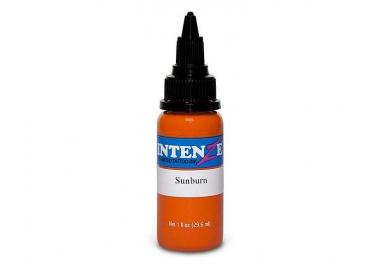 Tinta para tatuar Intenze sunburn 30ML