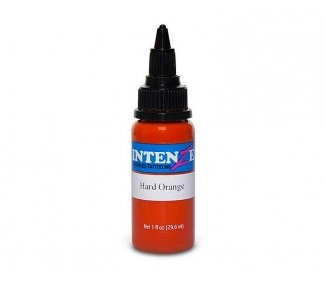 Tinta para tatuar Intenze hard orange 30ML