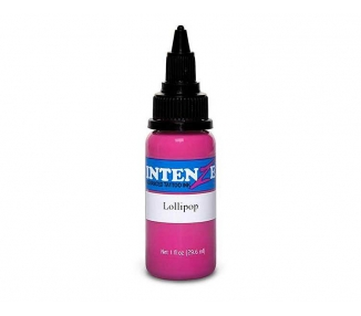 Tinta para tatuar Intenze lollipop 30ML