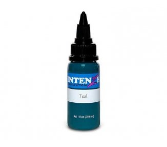 Tinta para tatuar Intenze teal 30ML