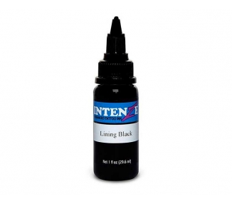 Tinta para tatuar Intenze lining black 30ML