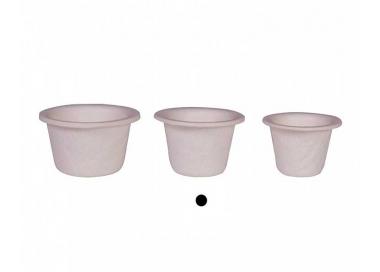 200 CUPS DE PAPEL BIODEGRADABLE 15MM