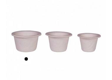 200 CUPS DE PAPEL BIODEGRADABLE 18MM