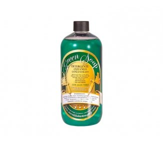 GREEN SOAP CONCENTRADO LAURO PAOLINI 500ml