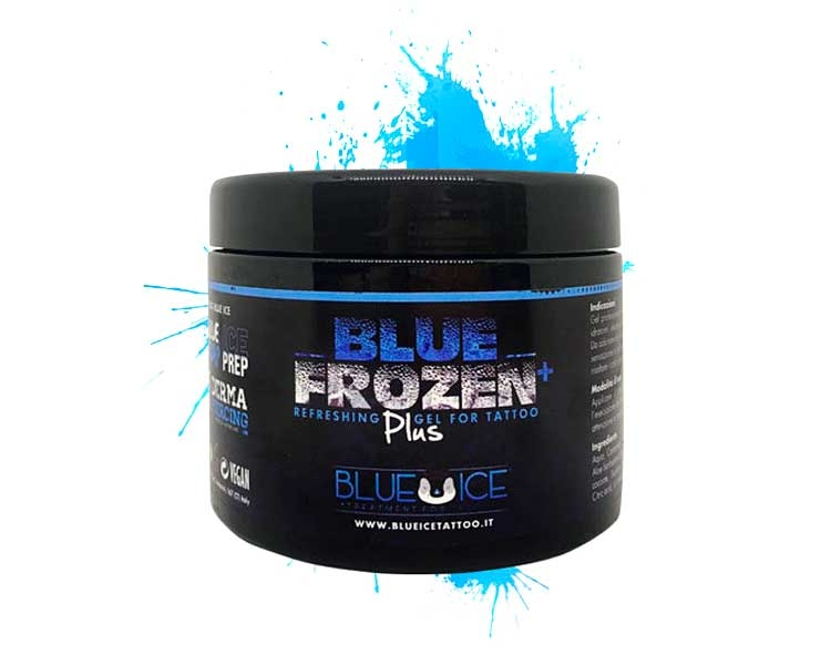 BLUE FROZEN PLUS 500ML