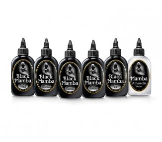 SET BLACK MAMBA 6 X 150ml