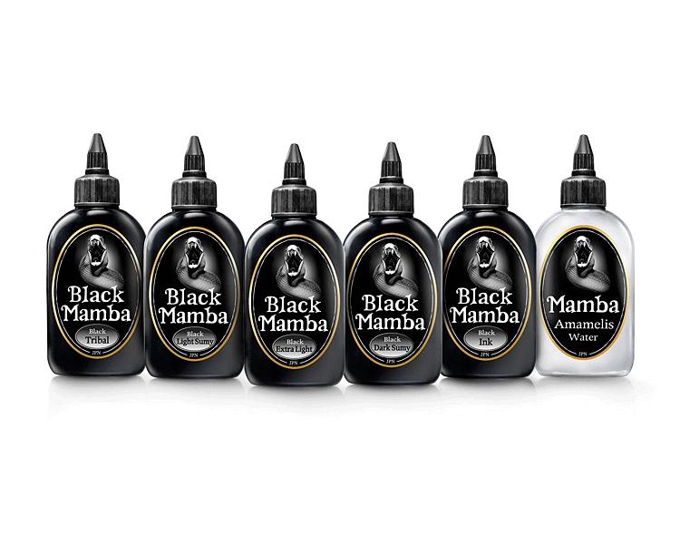 SET BLACK MAMBA 6 X 150ml