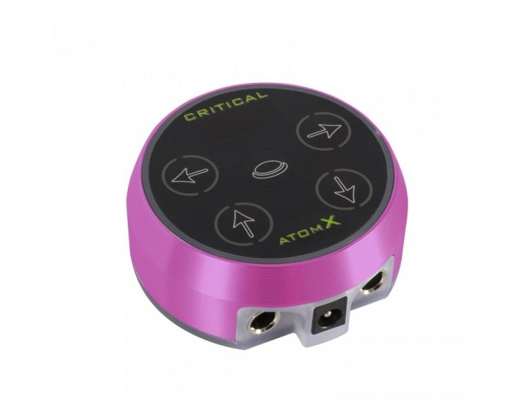 Fuente de alimentación Critical atom X pink