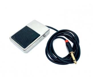 Pedal rectangular metálico
