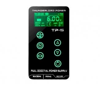 FUENTE DE ALIMENTACIÓN THUNDERLORD TP-5 LED VERDE