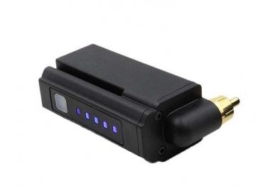 Batería inalámbrica power con conexión RCA
