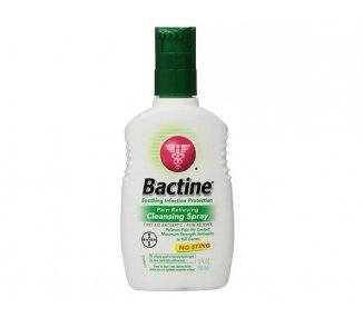 Bactine spray 5oz/270ml