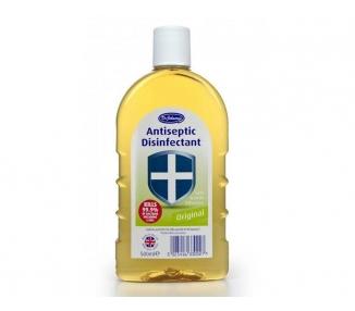 Desinfectante antiséptico Johnson's 500ml