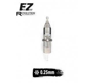 11RL 0,25mm EZREVOLUTION 10/20 UNI