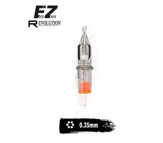 14RS 0,35mm ROUND SHADER EZREVOLUTION 10/20 UNI