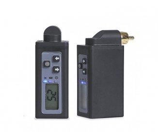 Batería inalámbrica digital mini con conexión RCA