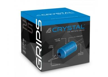 9 Plana grip crystal 25mm 20uni