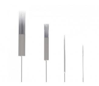 3RL Bugpin 0.25 agujas Crystal 50uni