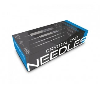 9RS 0.35 agujas Crystal 50uni