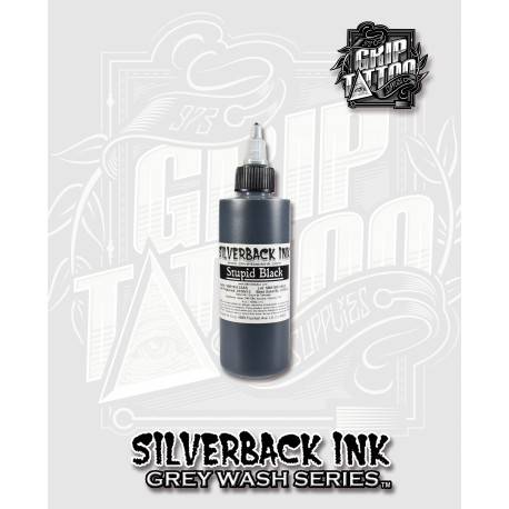 SILVERBACK STUPID BLACK 4oz