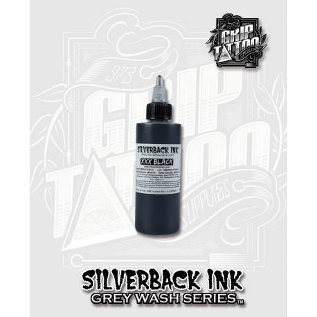 SILVERBACK XXX BLACK 4oz
