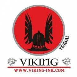Viking black tribal 4oz/120ml