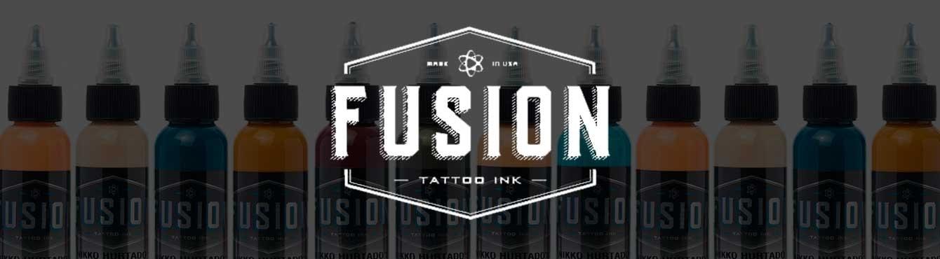 Tinta para tatuar Fusion ink