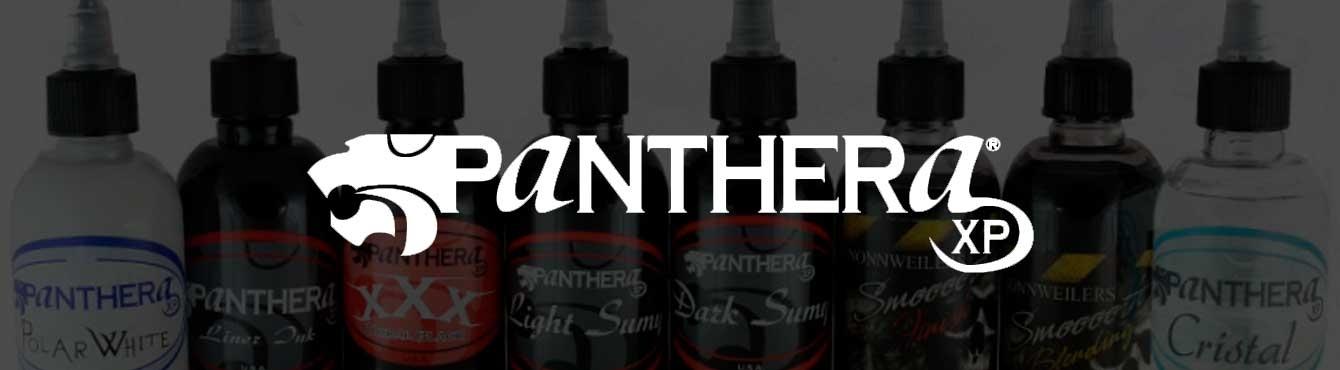 tintas para tatuar Panthera ink