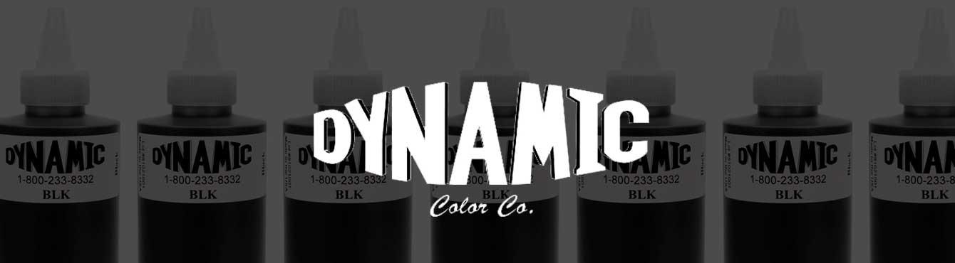 Tintas para tatuar Dynamic ink